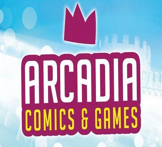 ARCADIA COMICS & GAMES