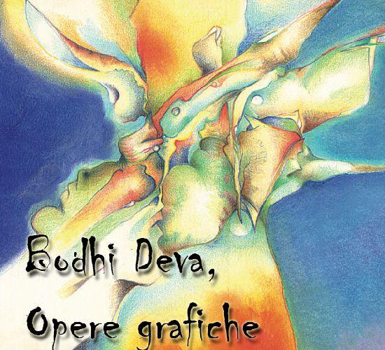 BODHI DEVA, OPERE GRAFICHE